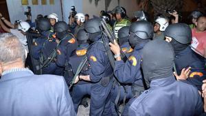 """سجن الدار البيضاء يشهد محاولة فرار.. والأمن يستخدم الرصاص لإيقاف """"التمرد"""""""