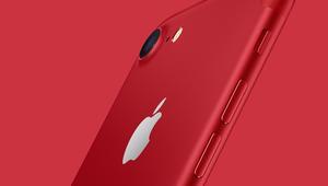 """لماذا قدمت آبل هاتف """"آيفون"""" أحمر بنسخة حصرية؟"""