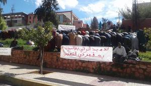 قرويون يقطعون مئة كيلومتر بالمغرب للمطالبة بإحداث مدرسة إعدادية