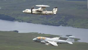 صورة ارشيفية للطائرة