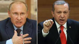 """الخارجية التركية: ادعاءات روسيا بحقنا """"افتراء وكذب"""" وموسكو تشارك الأسد """"تعاونه القذر مع داعش"""""""