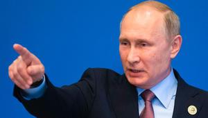 """بوتين يلوم أجهزة الأمن الأمريكية لإخراجها """"الجن"""" بالهجوم الإلكتروني"""