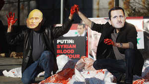 الأزمة السورية محور مباحثات بوتين – بن سلمان – بن زايد