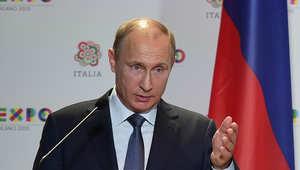 """جيب بوش يصف الرئيس الروسي بوتين بـ""""الطاغية"""""""