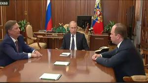 بوتين يعفي كبير موظفي الكرملين من منصبه