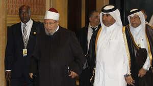 """جمعة يرد على القرضاوي: انضمام قطريين لـ""""داعش"""" نتيجة إيواء الدوحة لـ""""إرهابيين"""""""