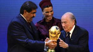 """كأس العالم """"روسيا 2018"""" و""""قطر 2022"""" تفجران """"حرباً أهلية"""" داخل الفيفا"""