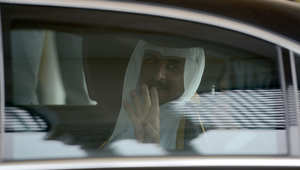 أمير قطر بالسعودية للقاء الملك عبدالله للمرة الثانية في 3 شهور