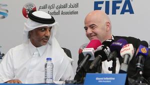 الفيفا ينشر تقريرا حقق بقضايا فساد في عملية منح قطر حق استضافة كأس العالم 2022