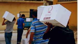"""الخارجية القطرية: الأمم المتحدة أشادت بـ""""قطر الخيرية"""" وبمشاريعها الإنسانية"""