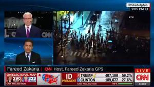 """فريد زكريا لـCNN: قلق من بُعد ترامب عن """"النظام العالمي"""" الموجود منذ 75 عاما"""