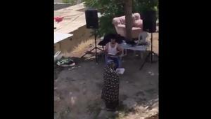 فيديو.. سيدة فلسطينية تشوش على احتفال إسرائيلي بالقدس... بصوت القرآن