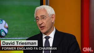 الرئيس السابق للاتحاد الإنجليزي لكرة القدم لـCNN: بلاتر كون نفوذا كبيرا بعد سنوات على رأس الاتحاد ولابد من قوة خارجية لإبعاده عن الفيفا