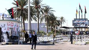 """ليبيا: 15 قتيلاً بينهم 3 مصريين بقصف قرب معبر """"رأس جدير"""" على الحدود مع تونس"""