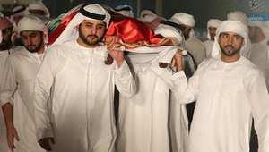 بالفيديو.. رثاء ولي عهد دبي لأخيه راشد: أتمنى أعطيه نصف العمر وأشوفه على قيد الحياة