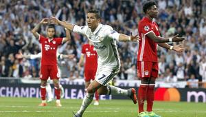 رونالدو يقود ريال مدريد لاكتساح البايرن وبلوغ المربع الذهبي