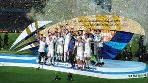 الريال يحقق لقب مونديال الأندية وكاشيما يكسب الاحترام
