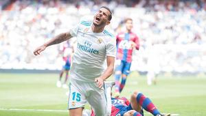 """ليفانتي يفرض التعادل على ريال مدريد في """"برنابيو"""""""