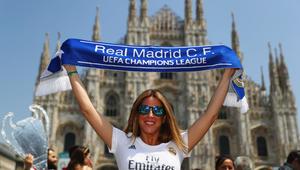 ريال مدريد يكتسح برشلونة على