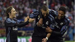 ريال مدريد يتجاوز عقبة أتلتيكو مدريد ويضرب موعدا متجددا مع يوفنتوس في النهائي