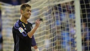 ريال مدريد يكتسح سيلتا فيغو ويصبح على بعد نقطة من اللقب رقم 33