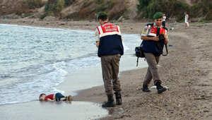 فر مع أكراد كوباني ورفضت كندا طلب لجوء عائلته.. من هو إيلان الكردي طفل شاطئ تركيا؟