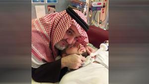 بعد غيبوبة لنحو عقد.. أطباء عالميون سيقررون إخضاع نجل الأمير خالد بن طلال لعملية وقف النزيف