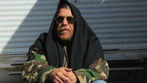 الممثل العراقي أيمن رضا