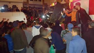 """هاشتاغ """"طحن مو"""" يغزو المواقع الاجتماعية بالمغرب تضامنا مع تاجر سمك"""