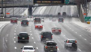 الحوادث المميتة في الطرقات الأمريكية