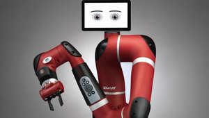 هل يهدد هذا الروبوت ذو الذراع الواحدة وظائفنا كبشر؟