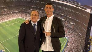 ريال مدريد يدافع عن كريستيانو رونالدو في قضية التهرب الضريبي