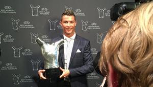 رونالدو أفضل لاعب في اوروبا ومجموعات صعبة بدوري الأبطال