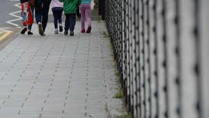 أطفال في أحد شوارع روثرهام