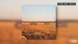 المرصد: 75 مقاتلا دربتهم أمريكا وبريطانيا وتركيا دخلوا شمال سوريا ويتمركزون بمناطق شمال حلب