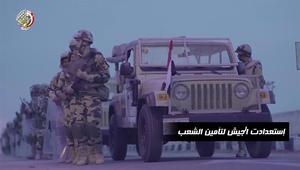 """بذكرى 30 يونيو.. جيش مصر ينشر فيديو """"لحظات فارقة"""" وتدخله لـ""""تأمين الشعب"""""""