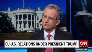 سفير أمريكي سابق يرد لـCNN على دعم ترامب لتفكك الاتحاد الأوروبي