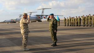 """بالصور والفيديو.. تدريبات """"حماة الصداقة"""" الروسية المصرية العسكرية المشتركة"""