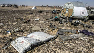 وفد روسي بالقاهرة لاستكمال التحقيق بتحطم الطائرة الروسية