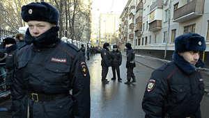 """إحباط """"مؤامرة إرهابية"""" في موسكو واعتقال """"متورطين"""""""