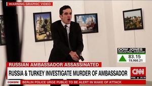 التحقيق مع شباب مغاربة حول الإشادة باغتيال سفير روسيا