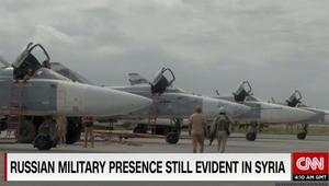 مراسل CNN يكتب عن رحلته من اللاذقية إلى تدمر: قوات روسيا في سوريا.. باقية وتتمدد