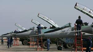 """روسيا تعلن بدء عملية جوية ضد تنظيم """"داعش"""" في سوريا"""