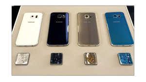 """إليكم هاتفي """"Galaxy S6"""" و""""Galaxy S6 Edge"""".. التصميم والميزات والسعر"""