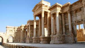 بالصور.. معالم أثرية لن تراها قريباً.. محتها الحرب السورية