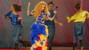 صباح توارى الثرى في مسقط رأسها ببدادون ولبنان يودعها على وقع الأغاني والرقص والزغاريد بناء على رغبتها