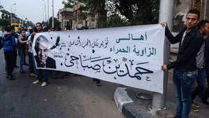 حملة صباحي رداً على تأييد مبارك للسيسي: نسير على الطريق الصحيح للثورة