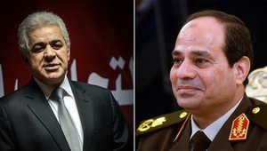 رفضت حملة السيسي إجراء مناظرة مع حمدين صباحي