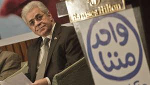 مرشح الرئاسة المصرية حمدين صباحي