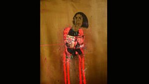 فنان سوري يهنئ ترامب بلوحة تبلغ قيمتها 2 مليون دولار